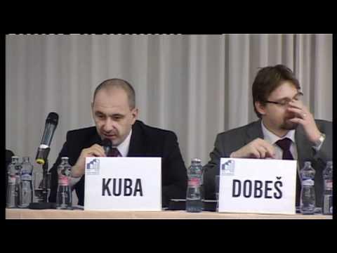Fórum Českého Stavebnictví 2012 - panelová diskuse