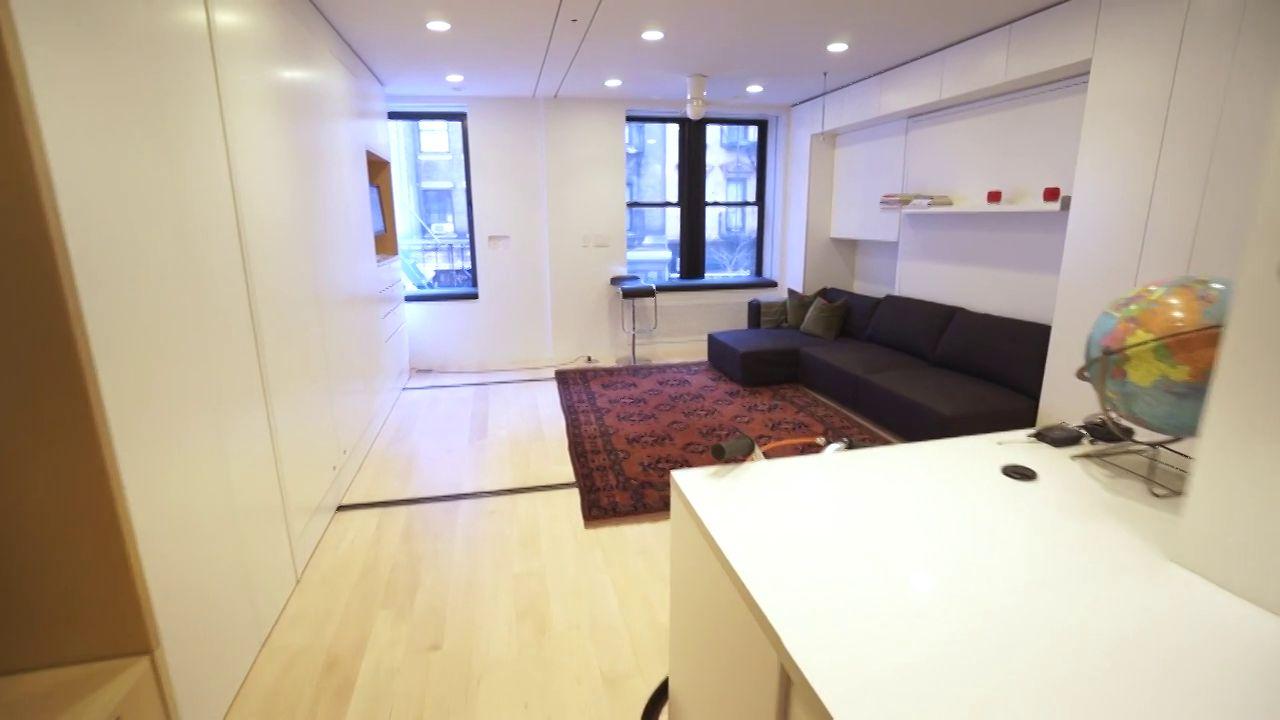 40 m2 a 8 pokojů ?