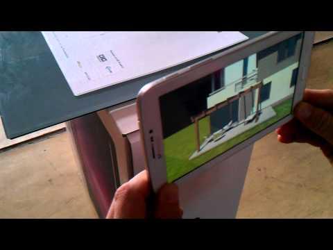 Aj ja chcem taký dom ! - aplikácia Augmented Real