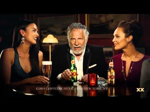 The Most Interesting Man in the World: Swimming, Sledding, Saving and Surgery - Dos Equis Beer
