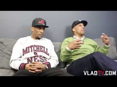Lord Jamar and star