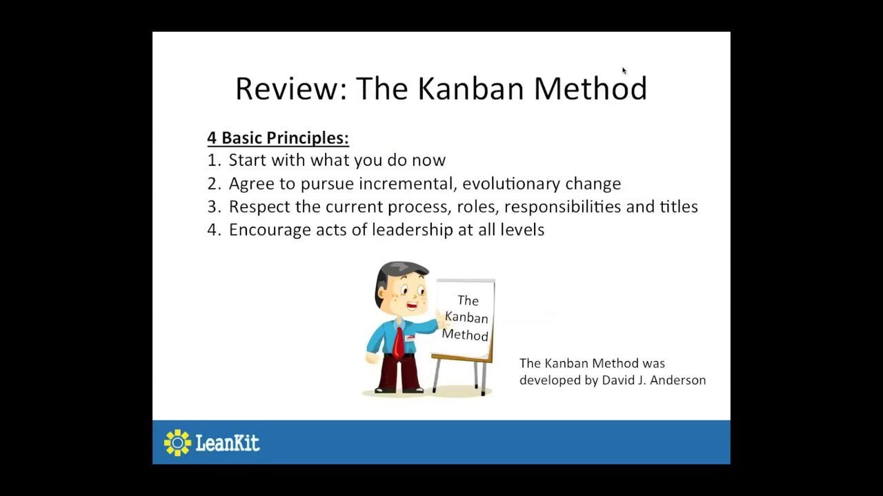 Designing Your Kanban Board to Map your Process - by Chris Hefley