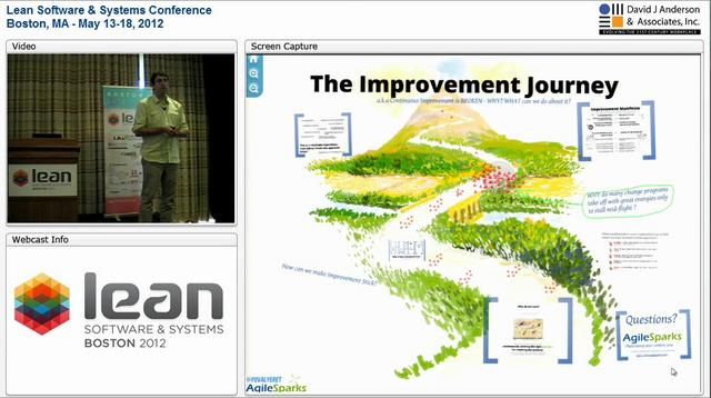 LSSC12: The Improvement Journey - Yuval Yeret
