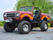 Mike Moore's 1980 SD33T Scout