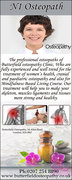Expert Osteopath in N1 Stoke Newington, London