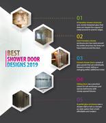 Best-Shower-Door-Designs