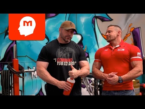 best time for bodybuilding