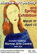 Harrow Art Society 2019 Spring Exhibition