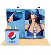 Tension Fabric Displays | Portable Backwall Fabric Displays | USA