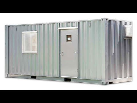 Beautiful Shipping Container Office - Studio For Sale in Newark, NJ