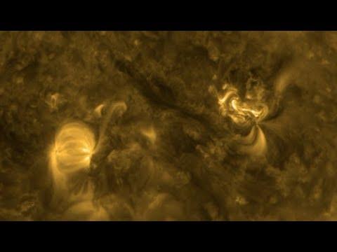 New Sunspots/Flares, Human Magnetic Sense | S0 News Mar.20.2019