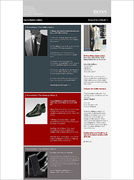 Product photographs and email newsletters designed and taken by Style Campaign.com