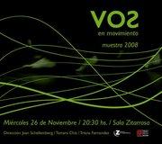 Vos en movimiento 2008