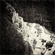 Città d'ombre e di tosse amara - Cave di Carrara - 2019