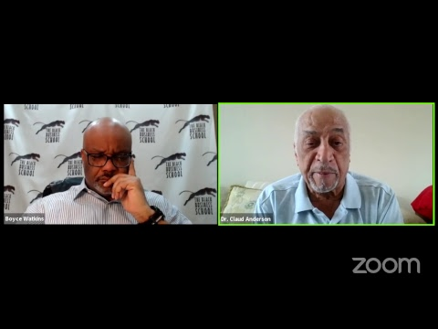 Why didn't Obama support #reparations?  - Dr Claud Anderson - #ADOS