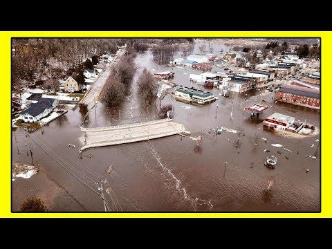 What has just happened in NEBRASKA?? 2019 March End Times