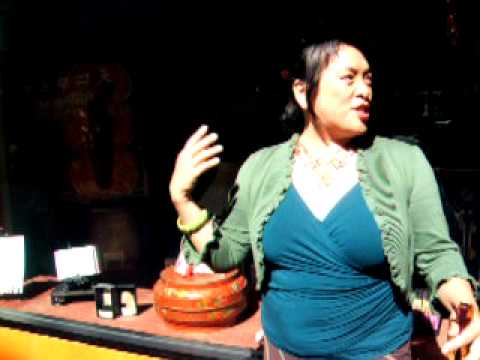Cynthia Tom's Chinatown Childhood Memory Shop