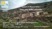 Πεζοπορία/ Hike: Drios-Ag.Georgios-Lagada-Drios
