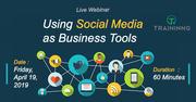 Using Social Media as Business Tools