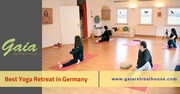 Consult with the best Yoga retreat in Germany-Gaia Retreat House