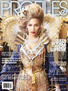 Profiles98 Magazine - Spring 2013 Cover Model: Beyoncé