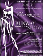 NEW FASHION SERIES RUNWAY EVENT 2013