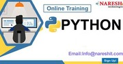 Best Python Online Training Institute in Hyderabad - Naresh IT