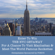The NYC Getaway Sweepstakes
