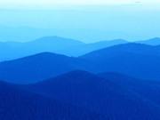 Montanhas azuis  MARAVILHOSO!!!
