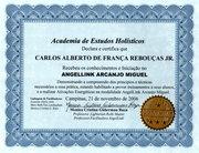 AngelLinks Arcanjo Miguel