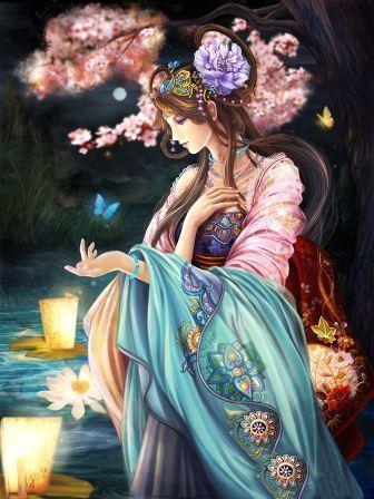 Deusa Chinesa