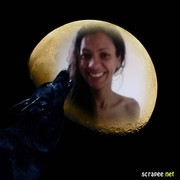 kelly e a Lua