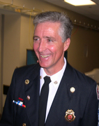 Fire Engineering Editor in Chief Bobby Halton