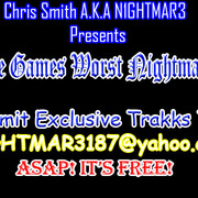 The Games Worst Nightmare (Mixtape)