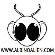 Albino Alien