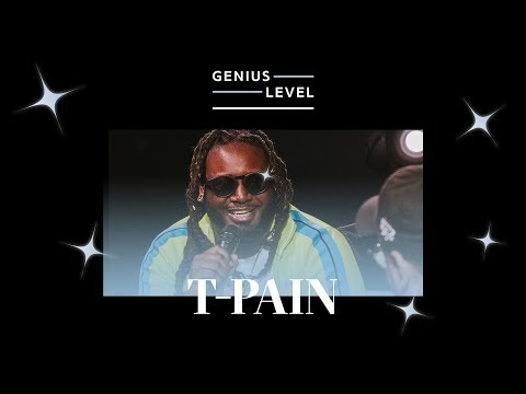 T-Pain Genius Level: The Voice That Changed Pop Music (Full Interview)