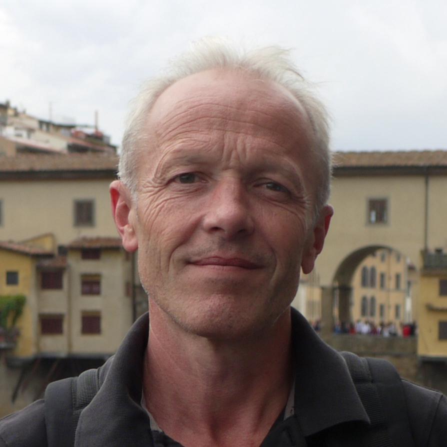 Nigel Hawtin