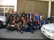 Minha turma do moto clube