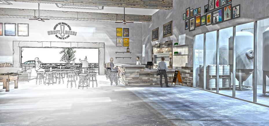 Liquid Lunch Brewery - San Clemente, CA