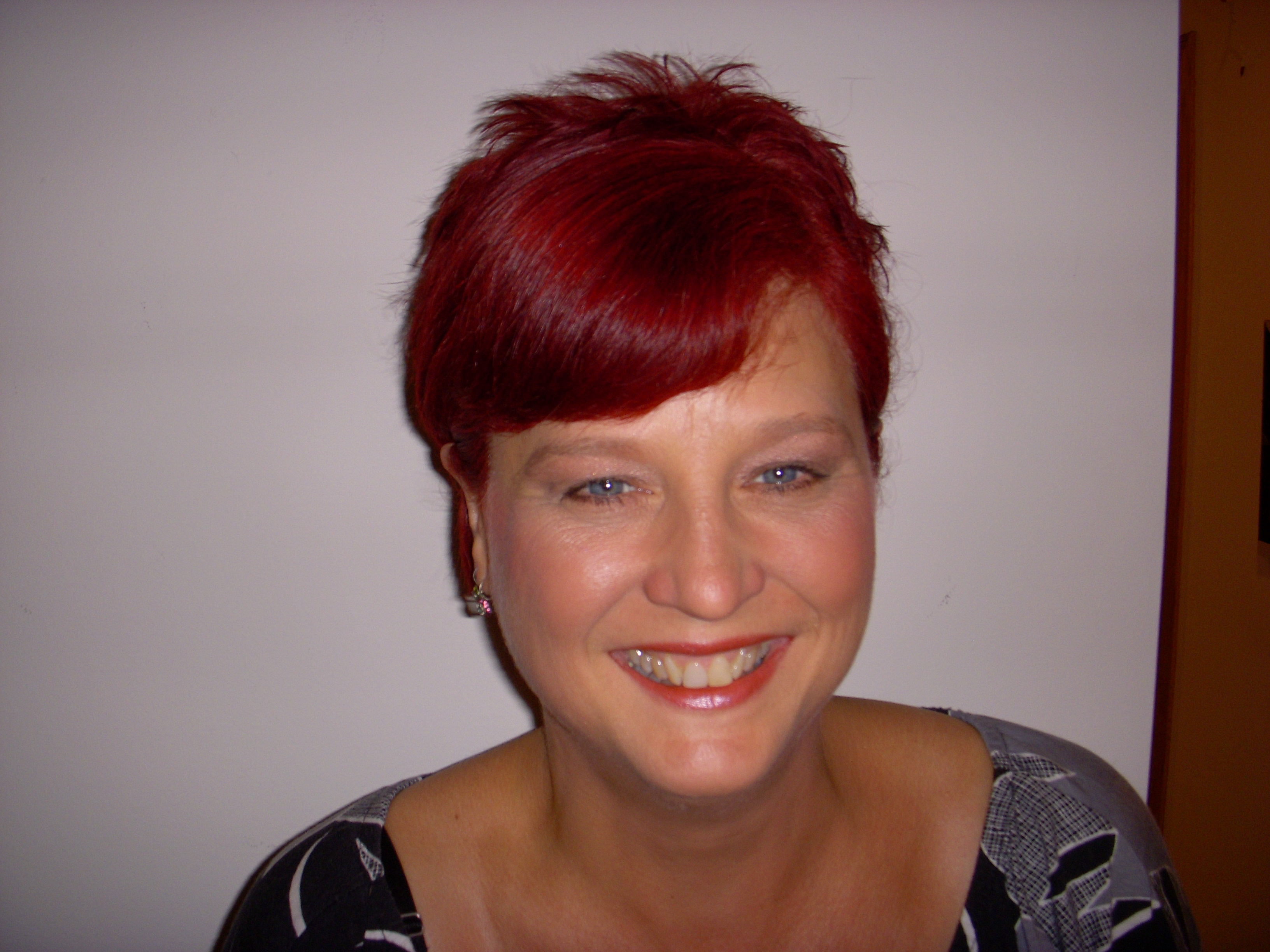 Karin Allers-The Red Head