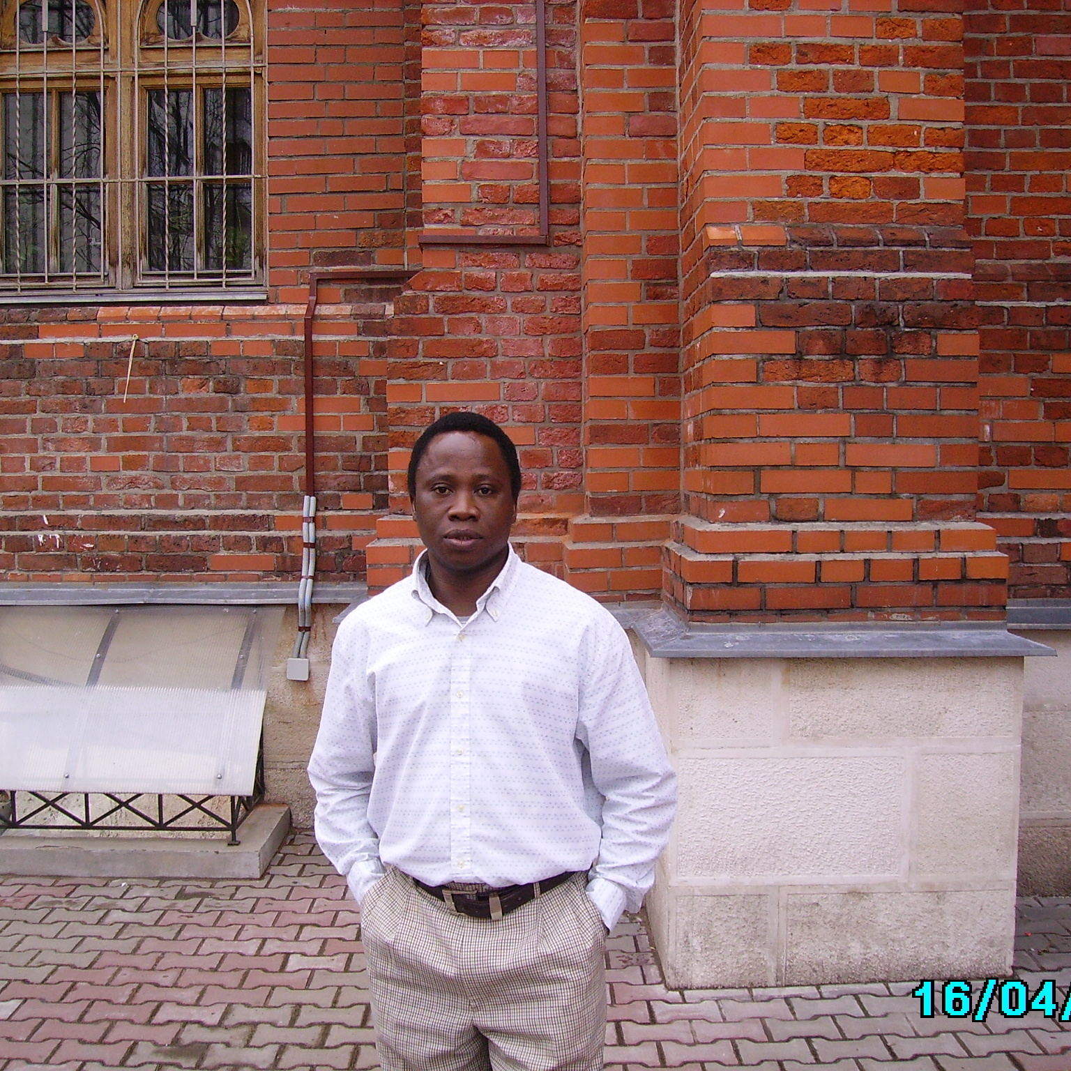 Oziegbe Joseph Orukpe