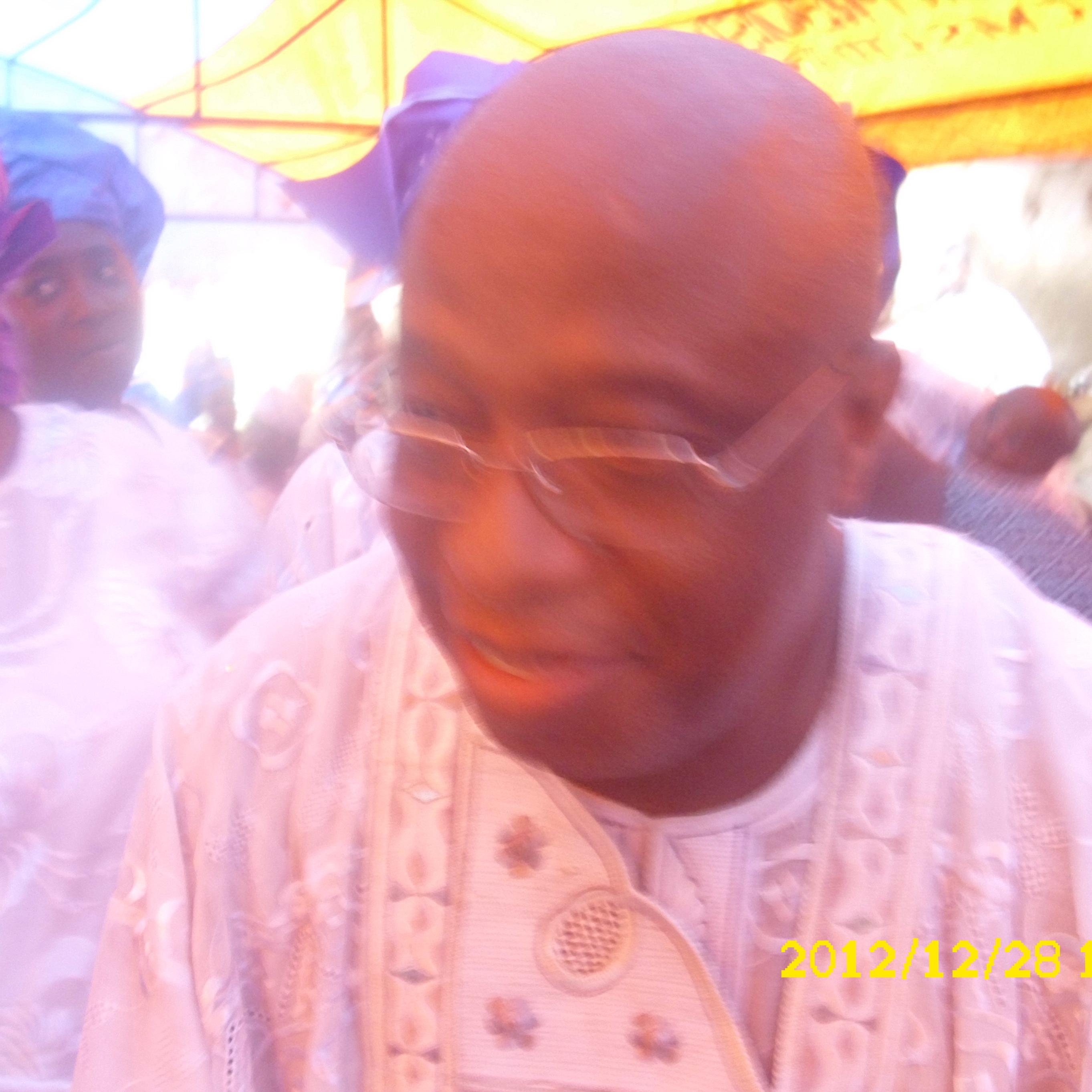 Moses O.O. Famuyiwa