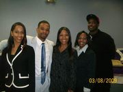 Ministers of Royal Priesthood and family friend