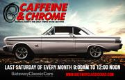Caffeine and Chrome -