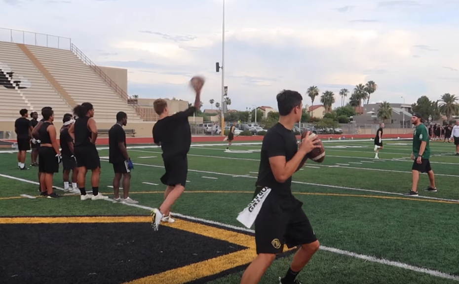 Saguaro Quarterbacks