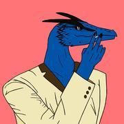 Garrett (Gangsta Dragon)