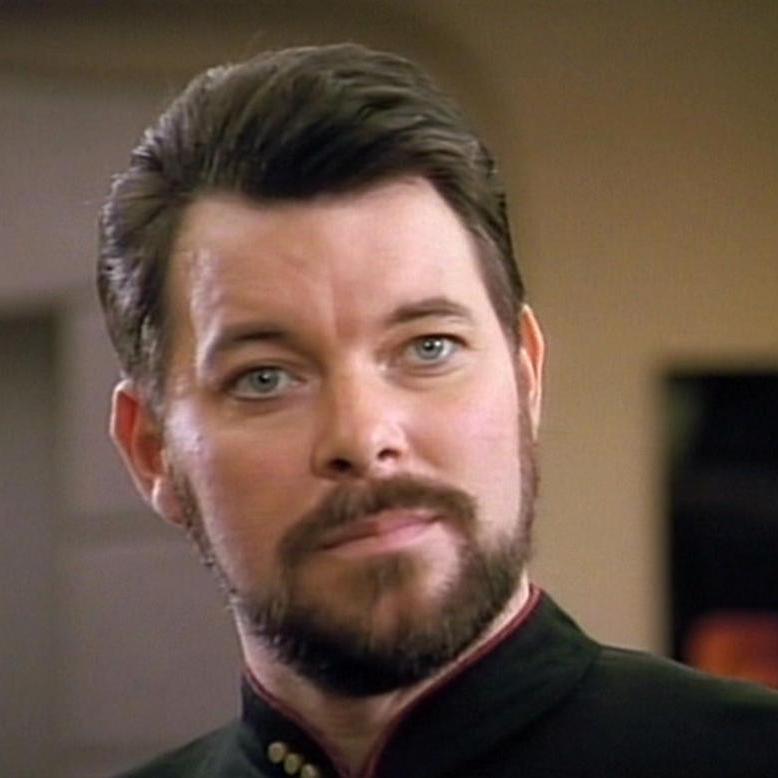 William Riker (Number 1)