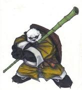 Josh Brown (Panda Warrior)