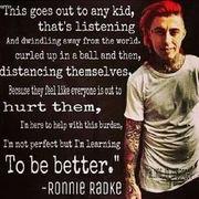 Danny Radke (Punk with a temper)
