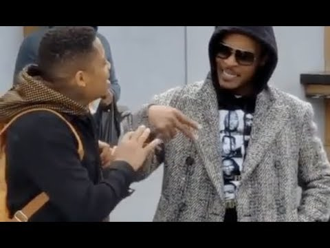 T.I G-Checks Black Man For Still Wearing Gucci